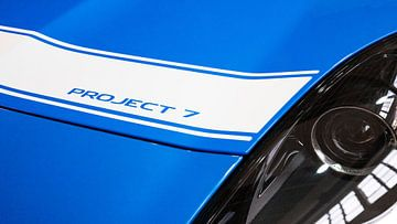 Jaguar F-Type Projekt 7 von Simon Peeters