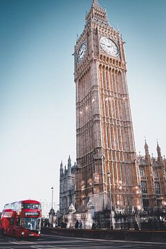Londense iconen van Daphne Groeneveld