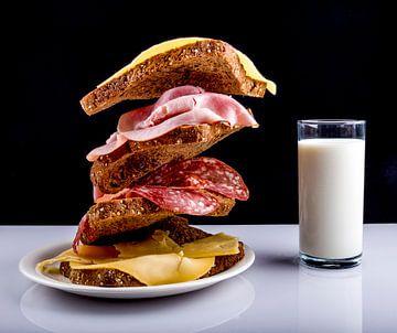 Gezond ontbijt met een twist van Marcel Krol