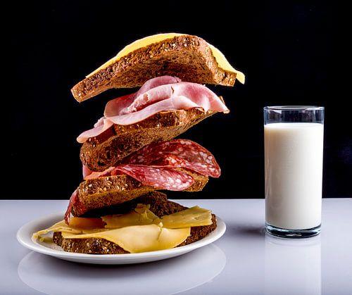 Gezond ontbijt met een twist
