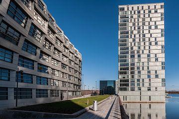 Almere architectuur van Brian Morgan