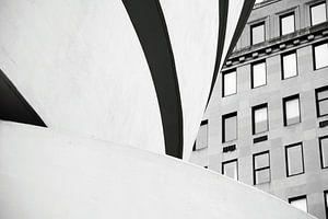 NYC contrast van