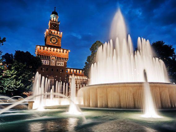 Milan - Sforza Castle