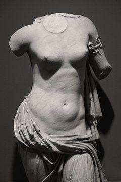 Griechischer Akt, Pergamon, Türkei von