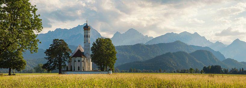 St Coloman church van Ben van Sambeek
