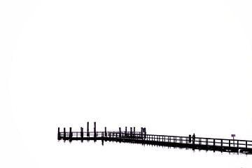 Brücke ins Nichts von Heiko Westphalen