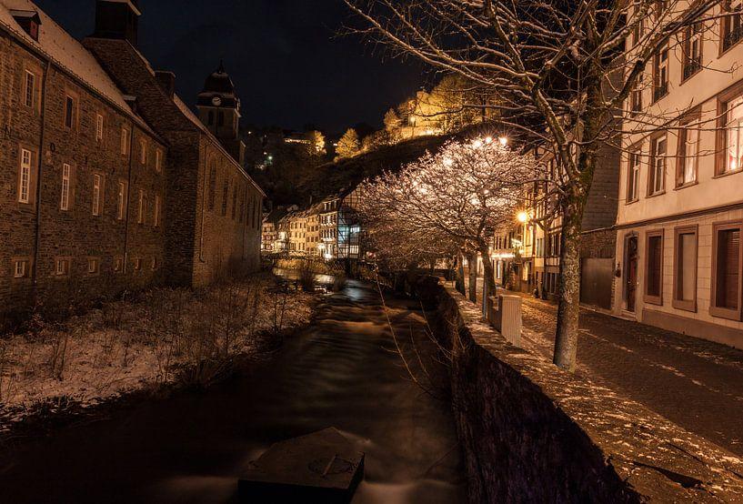 Monschau dans l'Eifel sur Gottfried Carls