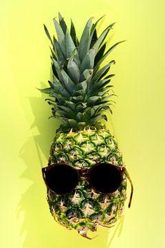 Grappige ananas