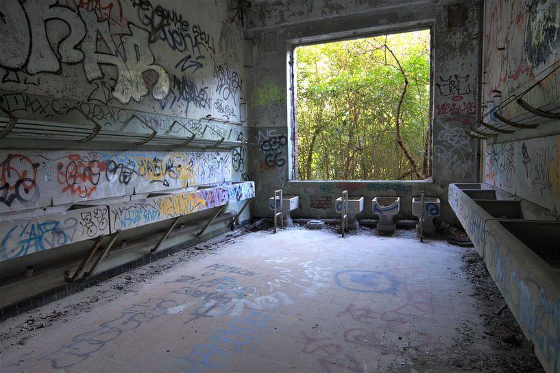Take a shower van Nancy Lamers