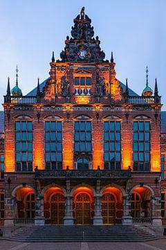 Akademiegebäude, Groningen, Niederlande
