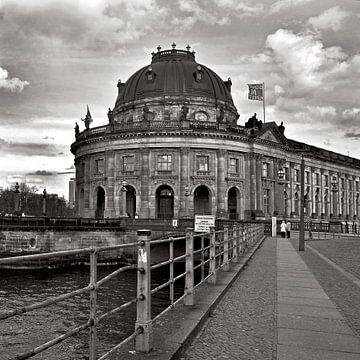 Bode-Museum - Berlin - Museumsinsel von Silva Wischeropp