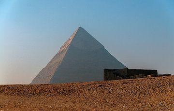 Piramide van Cheops sur Maarten Verhees