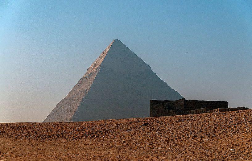 Piramide van Cheops van Maarten Verhees