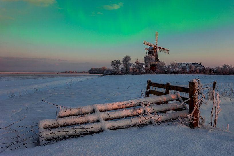 Noorderlicht Droom, Nederland van Peter Bolman