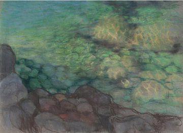 Kazimierz Stabrowski~Die Küste von Capri