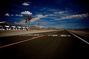 Roy's motel aan de Route 66 van Louise Poortvliet