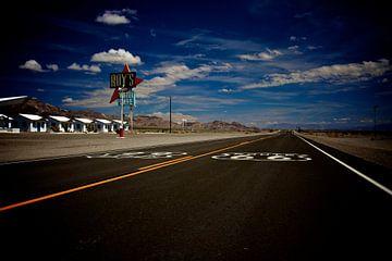 Roys Motel an der Route 66 von