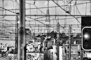 Stadt des Chaos von Faucon Alexis