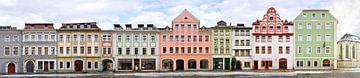 Görlitz | Brüderstraße | Sachsen von Panorama Streetline