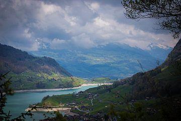 Zwitserse schoonheid von Emma van Veldhuisen