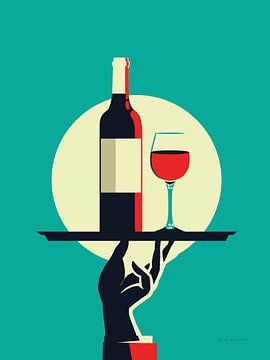 Rode wijn, Omar Escalante van Wild Apple