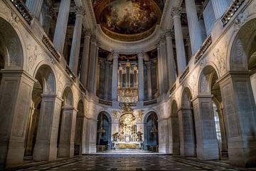 Chapelle du château de Versailles sur Bas Fransen