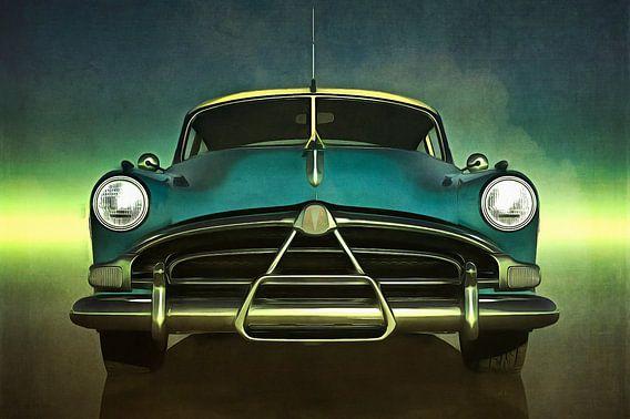 Klassieke auto – Old-timer Hudson Hornet