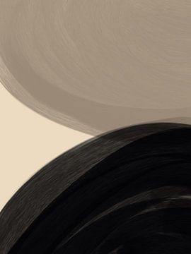 Modern Art - tángere van YOPIE illustraties