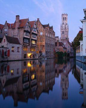 Vieille ville de Bruges, Belgique sur Alexander Ludwig
