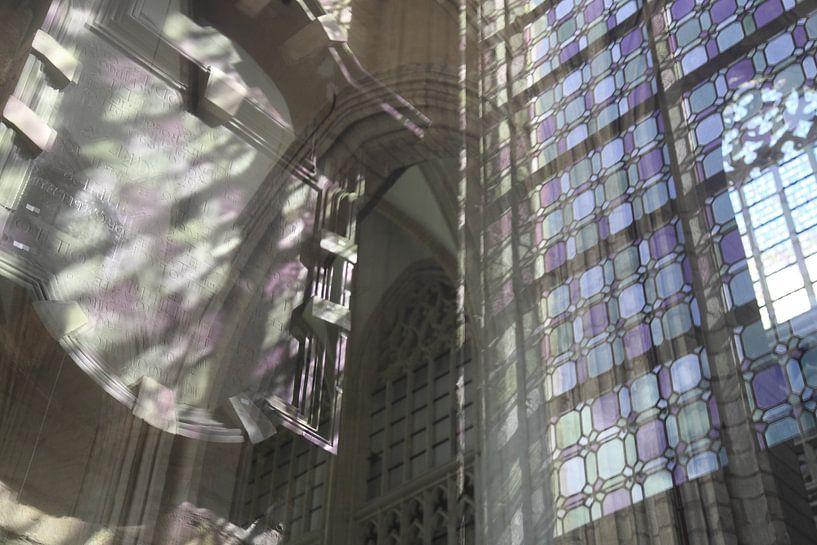 Leuven Cathedral van Alex Sievers