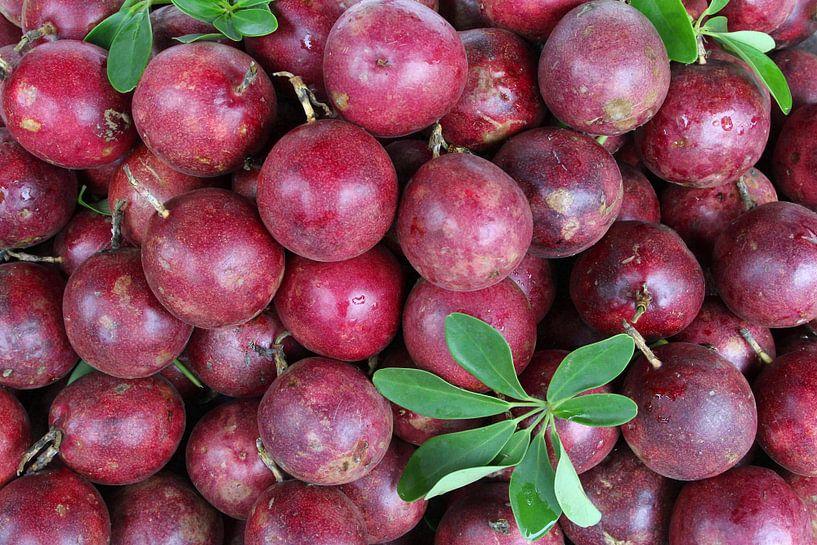 Passion fruits van Inge Hogenbijl