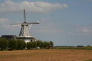 Windmühle der Wetsinger von Klaas Leguit