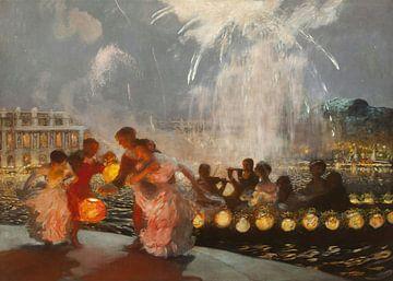 Das Freudenfest, Gaston de La Touche