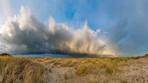 La pluie féroce de Texel De Hors s'arrête