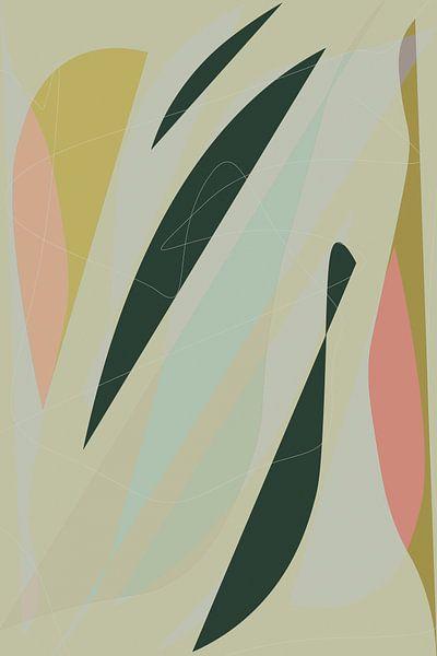 Abstract Composition No. 3 van Pascal Deckarm