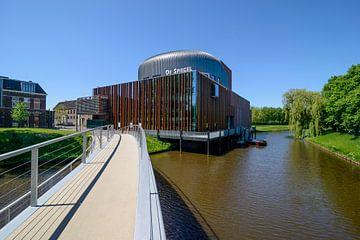 Theater Odeon de Spiegel in Zwolle van Sjoerd van der Wal