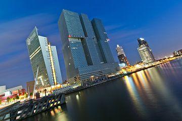 De Rotterdam van Rem Koolhaas / 44 floors von