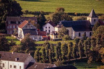 Kerk Oud-Valkenburg van Rob Boon