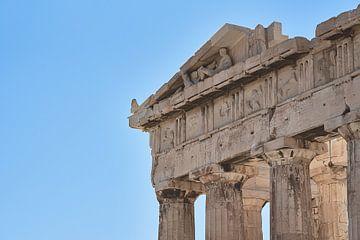 Parthenon 1 van Bart Rondeel
