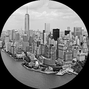 new york city ... manhattan view VI van Meleah Fotografie
