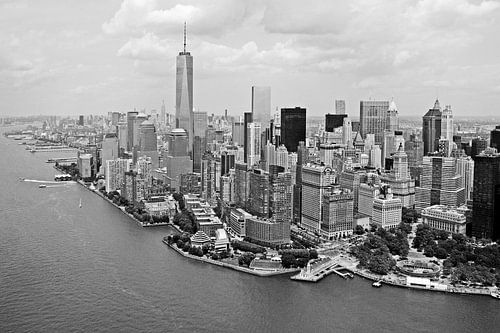 new york city ... manhattan view VI