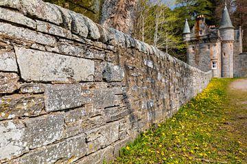 Blair Castle - Scotland von Remco Bosshard