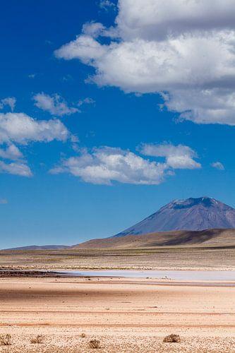 Arequipa, Peru,  Vulkaan Misti von Martin Stevens
