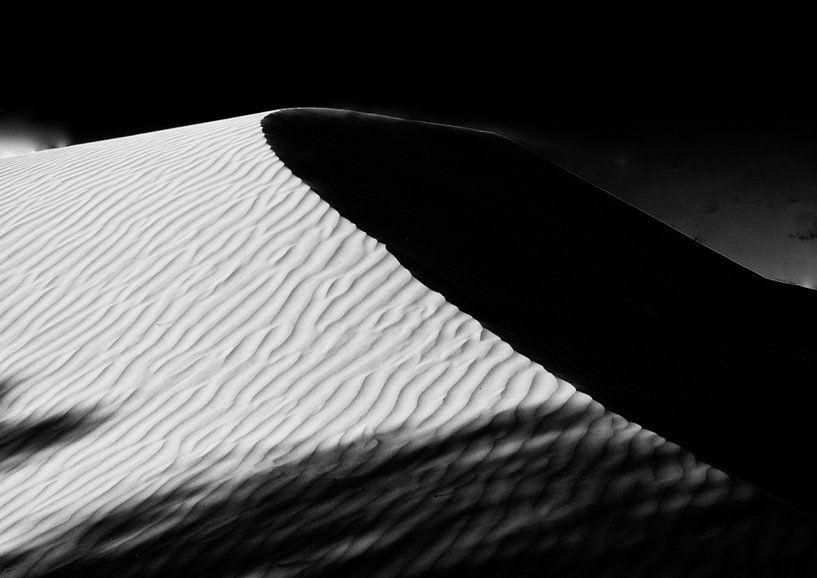 Duin in Marokko van Han van der Staaij