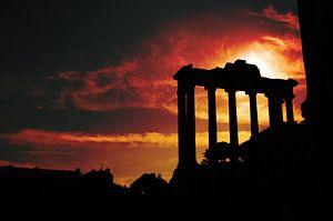 Forum Romanum von