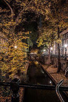 Utrecht herfst 2 van John Ouwens