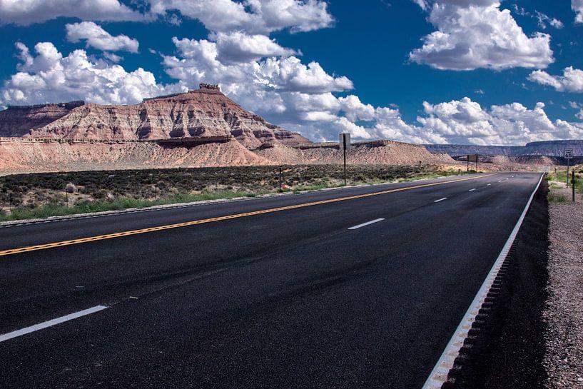 Utah highway van Stefan Verheij