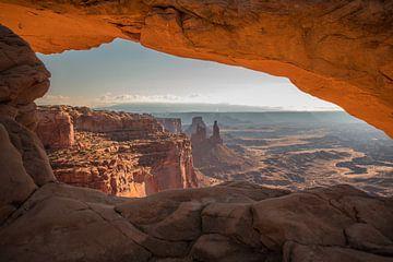 Mesa Arch van Robert Dibbits