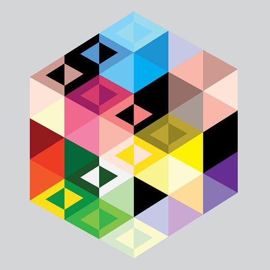 Composition abstraite 564