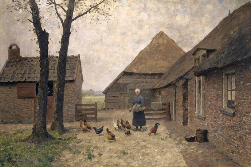 Holländischer Bauernhof, Alphonse Stengelin von Meesterlijcke Meesters